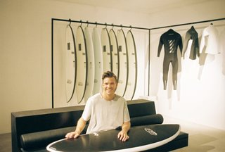 How Hayden Cox's high-tech surfboards are shaking up the industry - Photo 12 of 20 -
