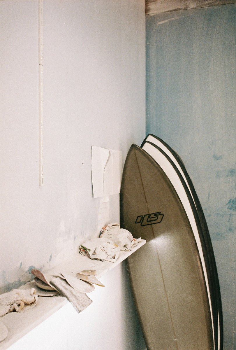 Photo 15 of 21 in How Hayden Cox's high-tech surfboards are shaking up the industry