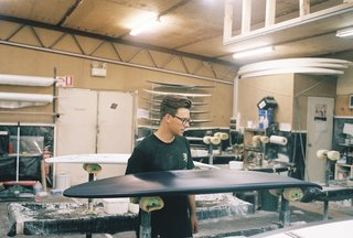 How Hayden Cox's high-tech surfboards are shaking up the industry - Photo 15 of 20 -
