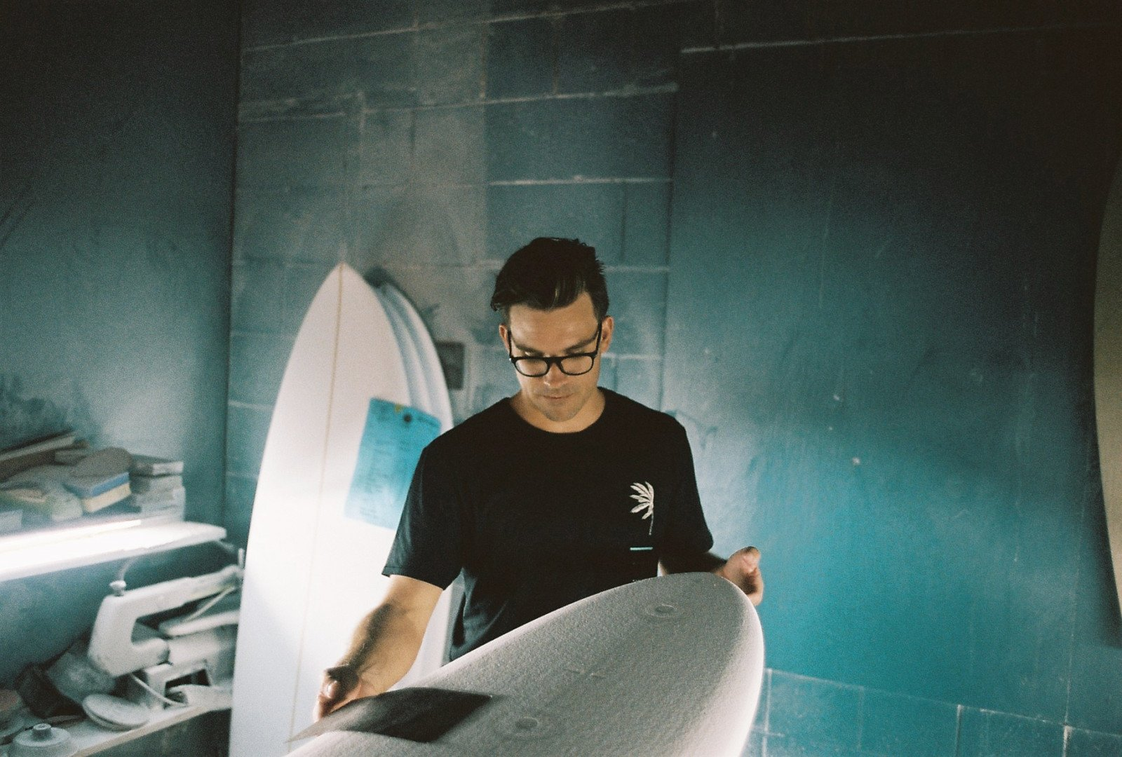 Photo 21 of 21 in How Hayden Cox's high-tech surfboards are shaking up the industry