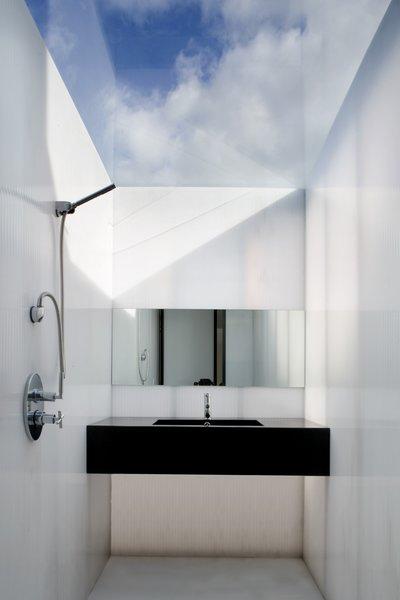 Bathroom Photo  of Plastic House modern home