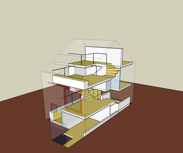 Photo 9 of Vertical House modern home