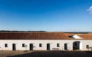 A Portuguese village reimagined as an architectural hotel by Eduardo Souto de Moura - Photo 4 of 15 -