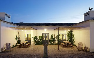 A Portuguese village reimagined as an architectural hotel by Eduardo Souto de Moura - Photo 14 of 15 -
