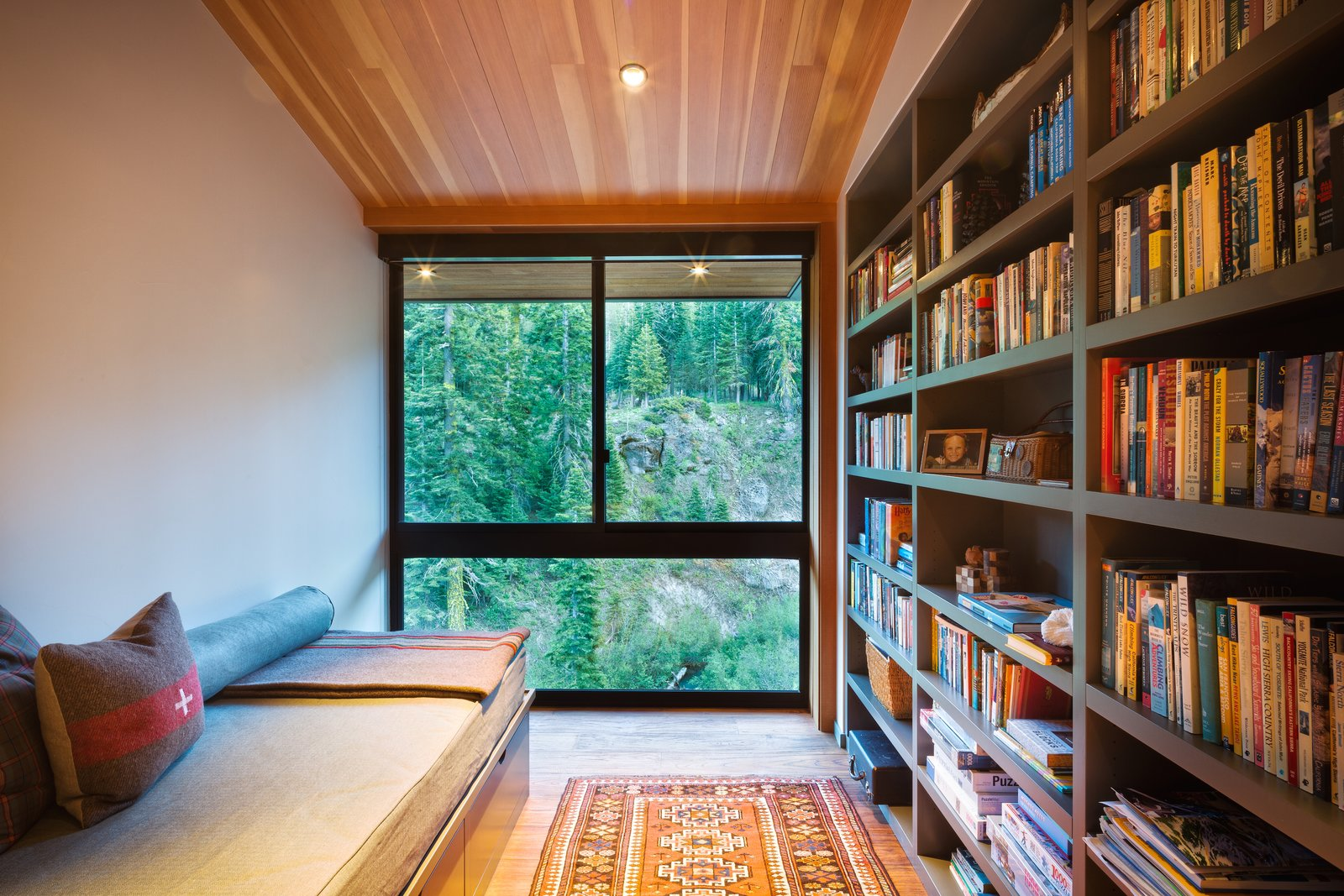 Library / Guest Bedroom