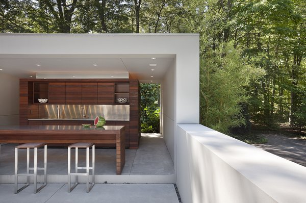 Photographer: Elizabeth Felicella Photo 5 of New Canaan Residence modern home