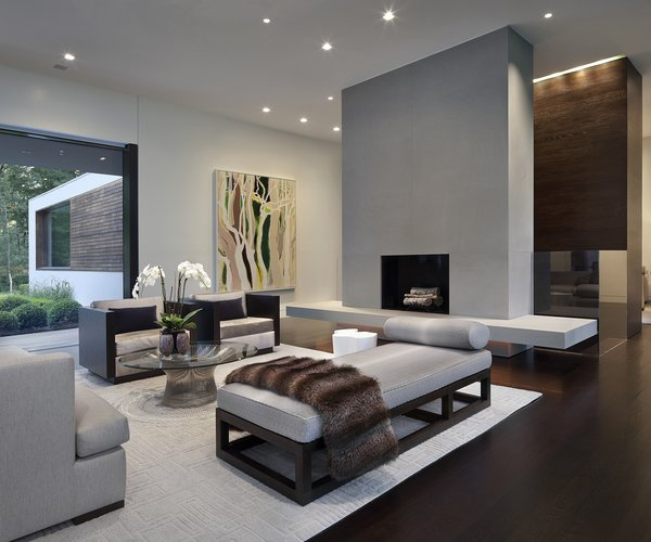 Photographer: Elizabeth Felicella Photo 4 of New Canaan Residence modern home