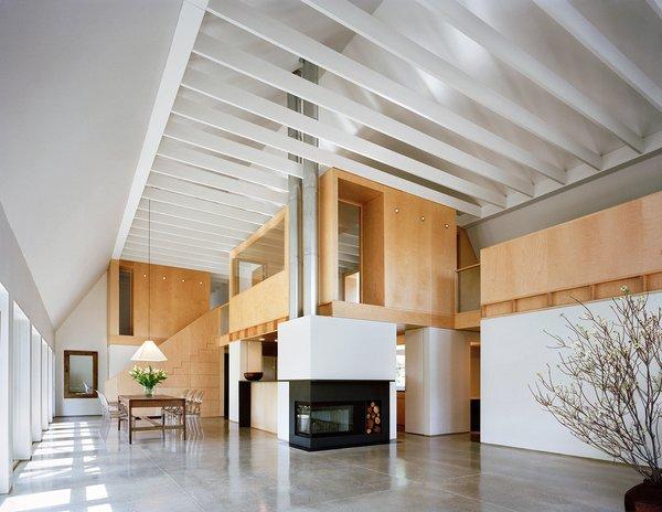 Photographer: Michael Moran Photo  of Modern Barn modern home