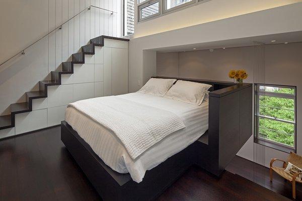 Photographer: Taggart Sorenson Photo 7 of Micro-Loft modern home