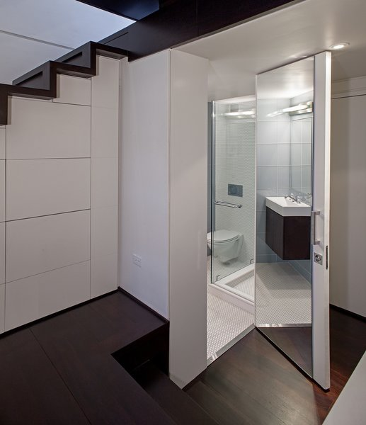 Photographer: Taggart Sorenson Photo 6 of Micro-Loft modern home