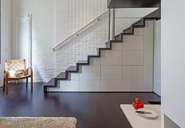 Photographer: Taggart Sorenson Photo 5 of Micro-Loft modern home