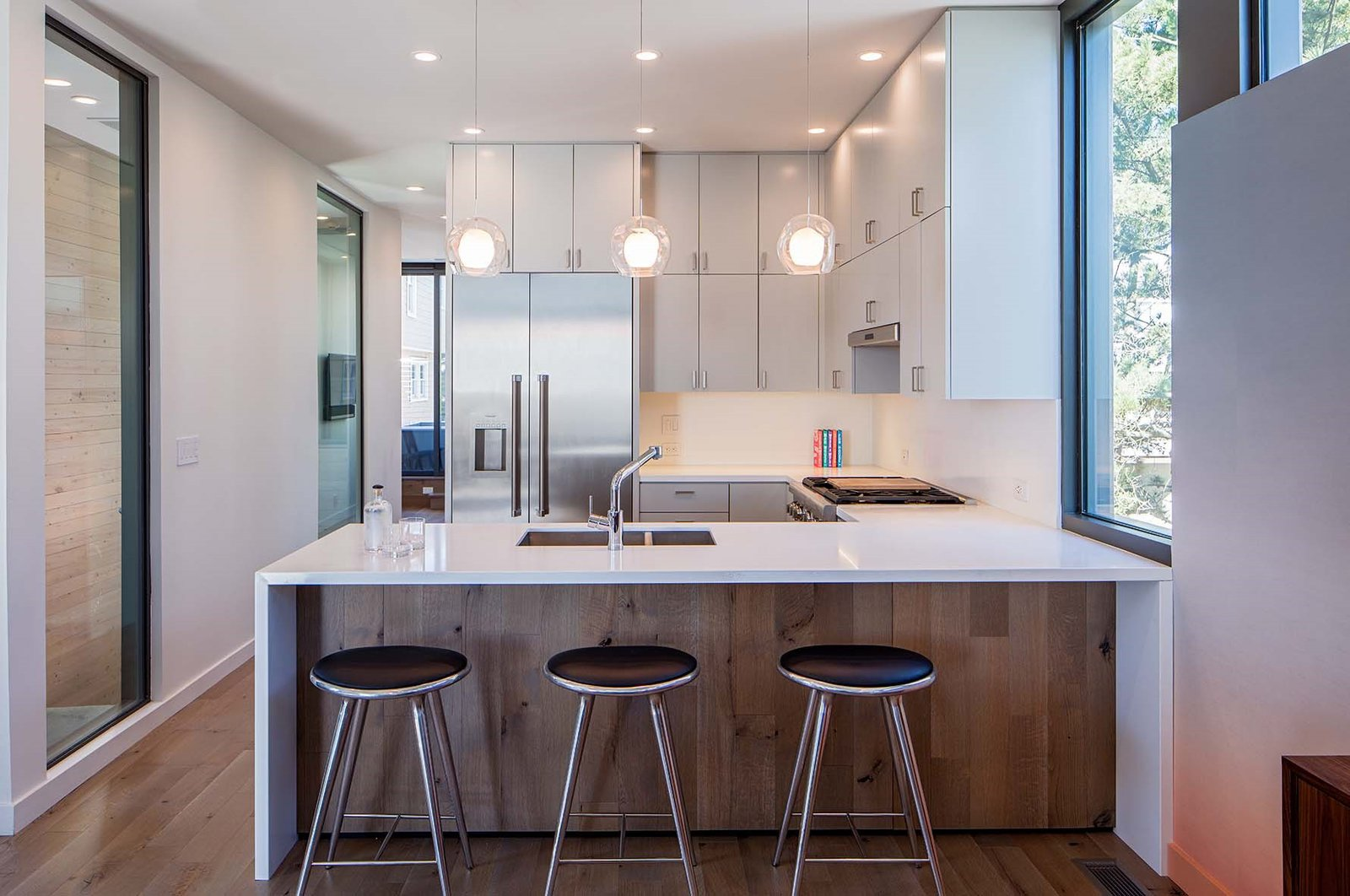 Beach Haven Residence, Kitchen.