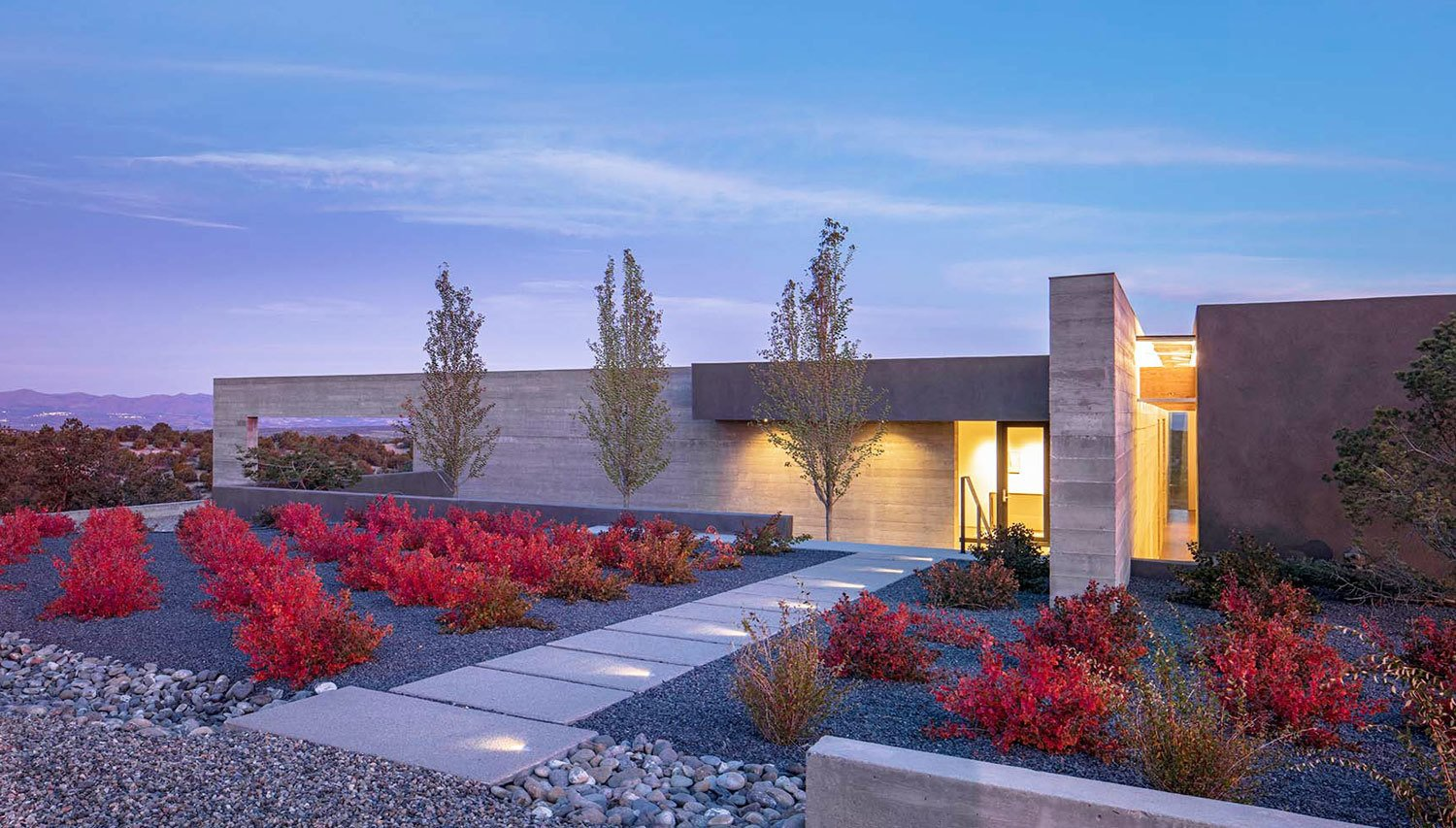 Sundial House, Front Exterior.  Sundial House by Specht Architects