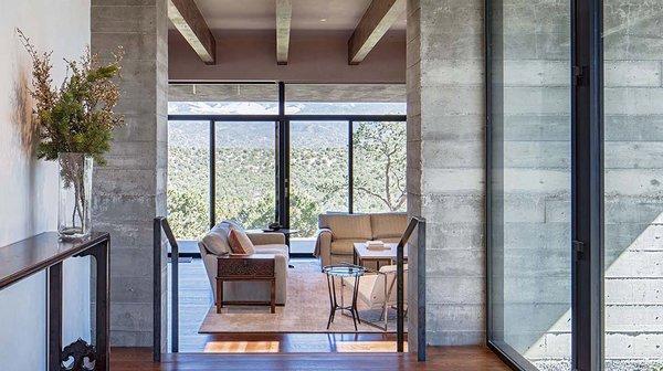 Sundial House, Living Room. Photo 10 of Sundial House modern home