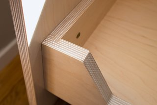 Getting Technical: 5 Types of Wood Joints You Should Know - Photo 1 of 5 - Dado joints are a great choice when crafting shelves and seats.