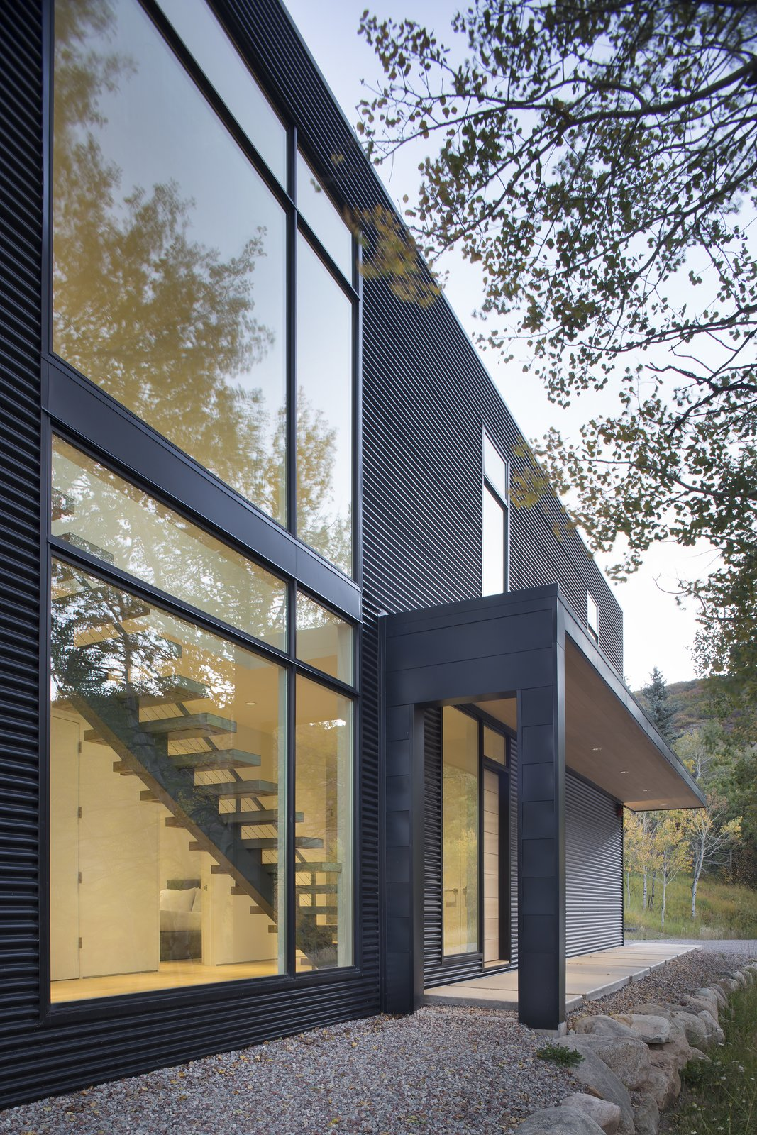Tagged: Exterior and House.  Black Magic by rowland + broughton
