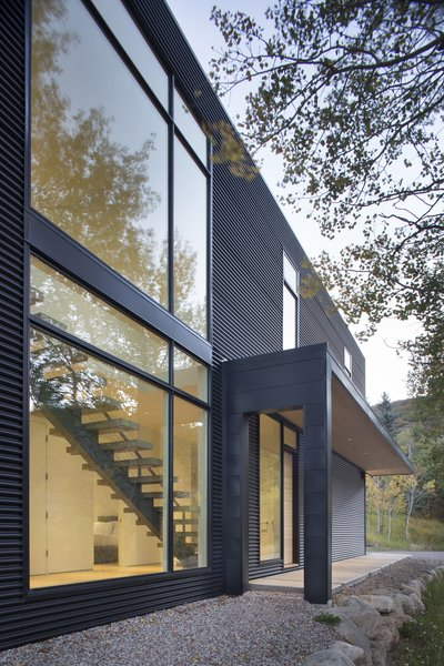 Photo 10 of Black Magic modern home