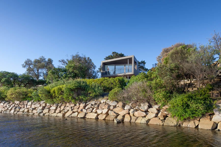 Balcony  Residence J&C by Open Studio Pty Ltd Architecture