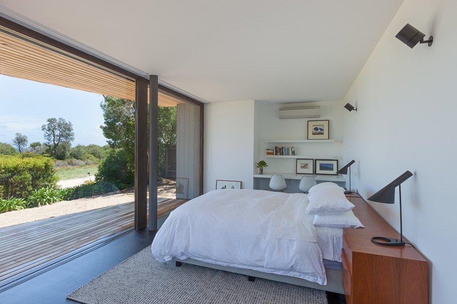 Bedroom & Ground Floor Deck