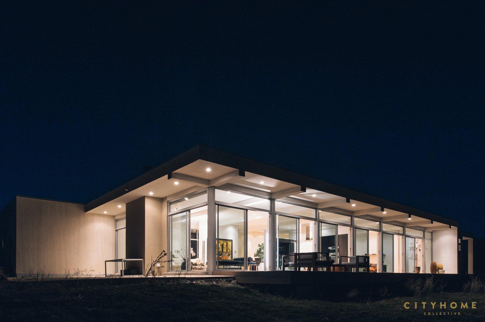 Emigration Glass House by Brent  Jespersen