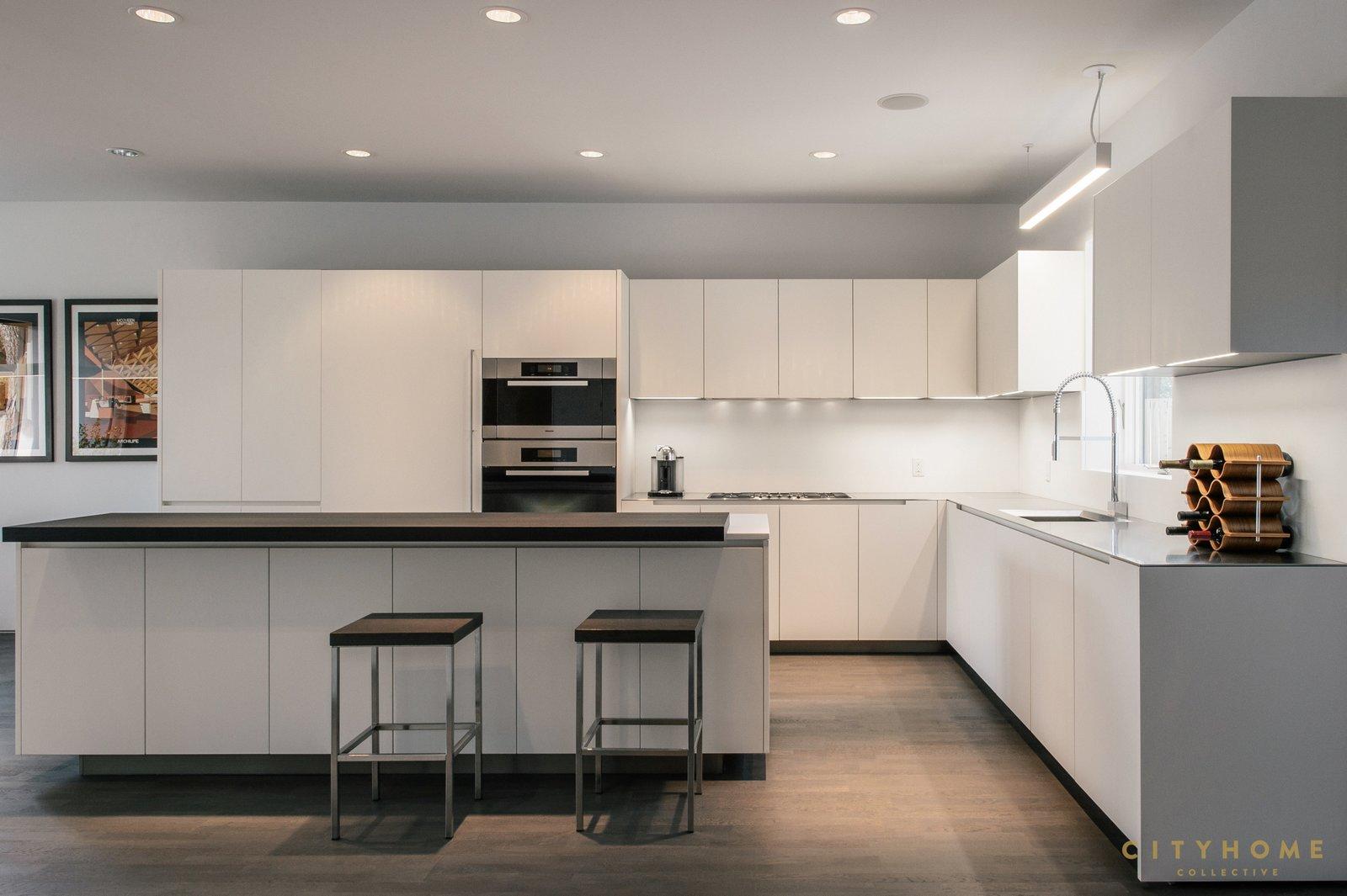 kitchen by Poliform SLC  Sugarhouse Studio by Brent  Jespersen