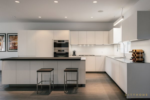 kitchen by Poliform SLC Photo 2 of Sugarhouse Studio modern home