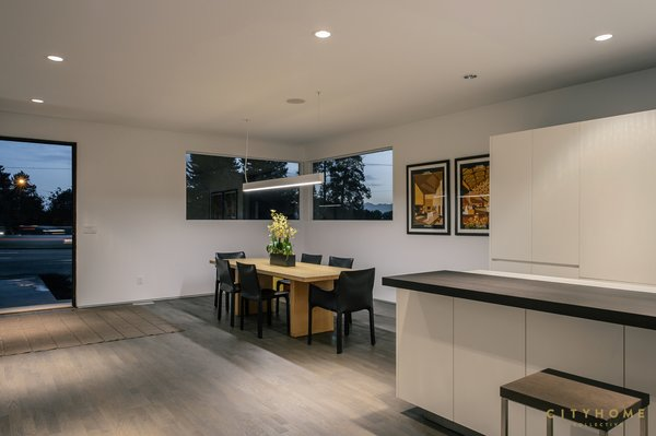 entry and dining Photo 4 of Sugarhouse Studio modern home
