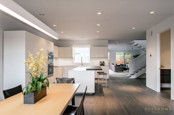 dining kitchen and beyond Photo 7 of Sugarhouse Studio modern home