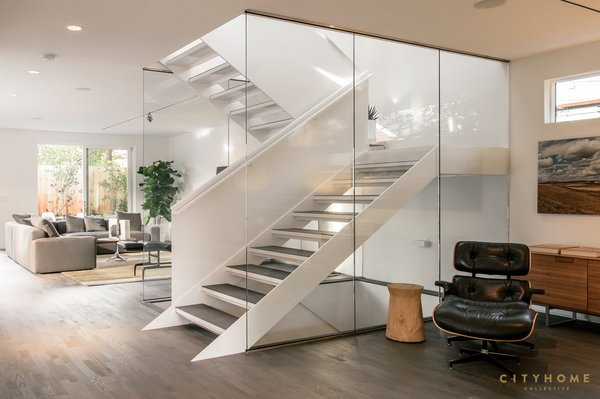 these stairs.... Photo 12 of Sugarhouse Studio modern home