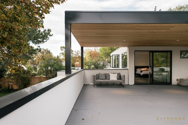 roof top club Photo 14 of Sugarhouse Studio modern home