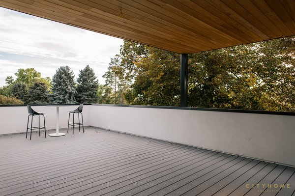 roof top club Photo 15 of Sugarhouse Studio modern home