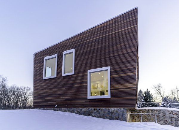 EXTERIOR Photo 2 of ECOHAUS ONE modern home