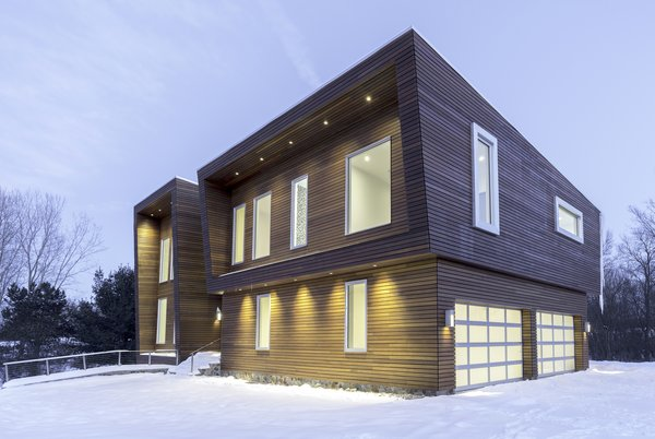 EXTERIOR  Photo 3 of ECOHAUS ONE modern home
