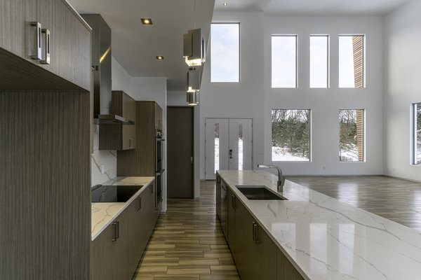 KITCHEN Photo 6 of ECOHAUS ONE modern home