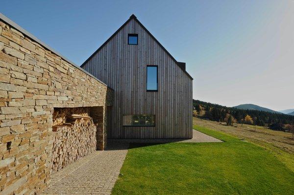 "Photo 9 of Mountain Chalet ""Tereza"" modern home"