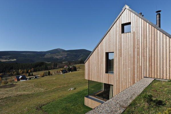 "Photo 8 of Mountain Chalet ""Tereza"" modern home"