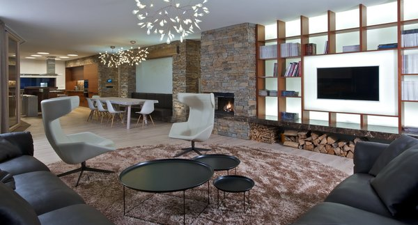 "Photo 5 of Mountain Chalet ""Tereza"" modern home"