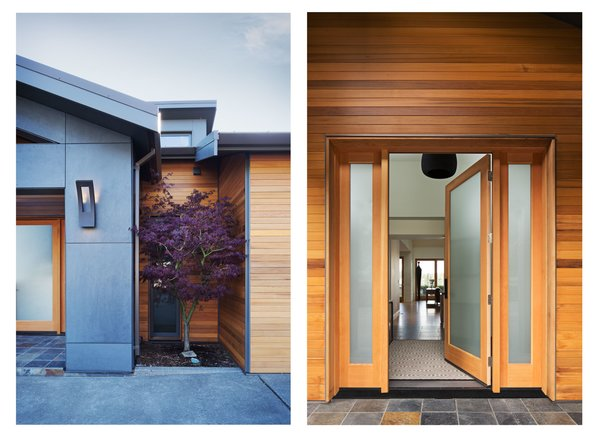 Entry details. Photo 10 of The Lakehouse modern home