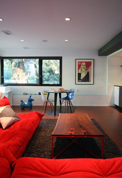 Photo 6 of Midcentury with a Graphic Interior modern home