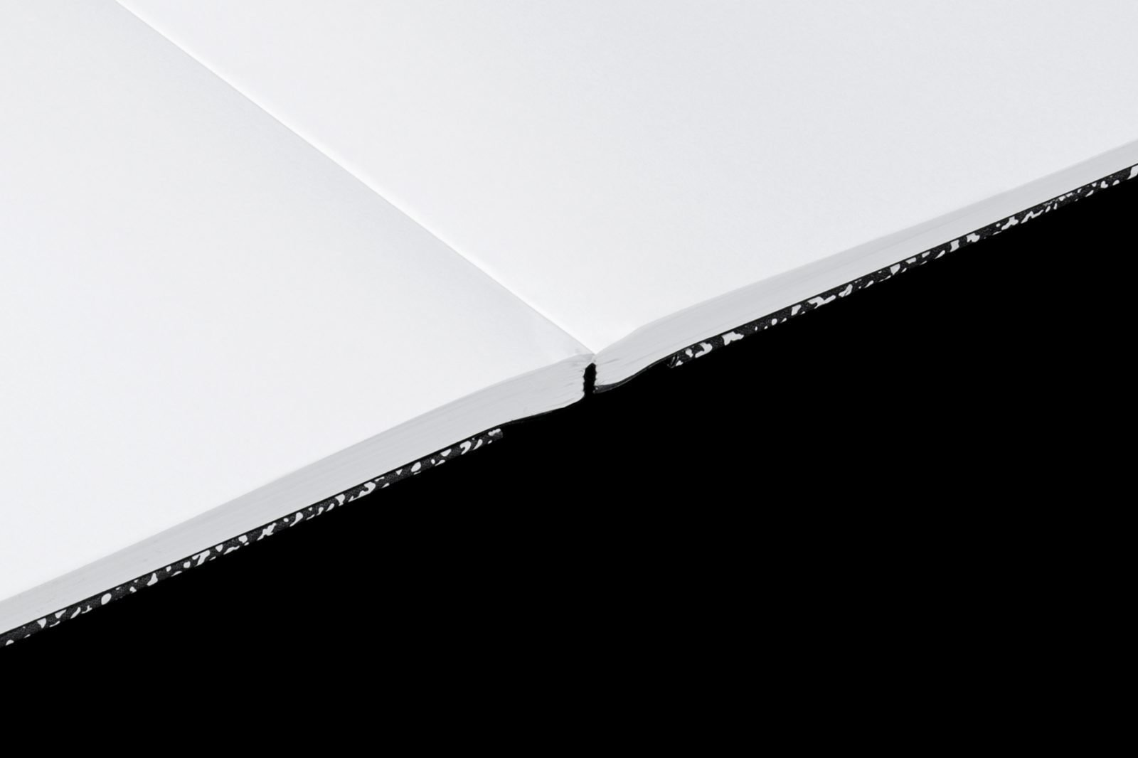 120 gsm ultra white, smooth, uncoated interior paper 155 whiteness (CIE), 96% opacity, 122 brightness (ISO 2470/D65 %), 150 Roughness (Bendtsen, ml/min)  Photo 2 of 6 in Comp Brings Composition Notebooks into the 21st Century