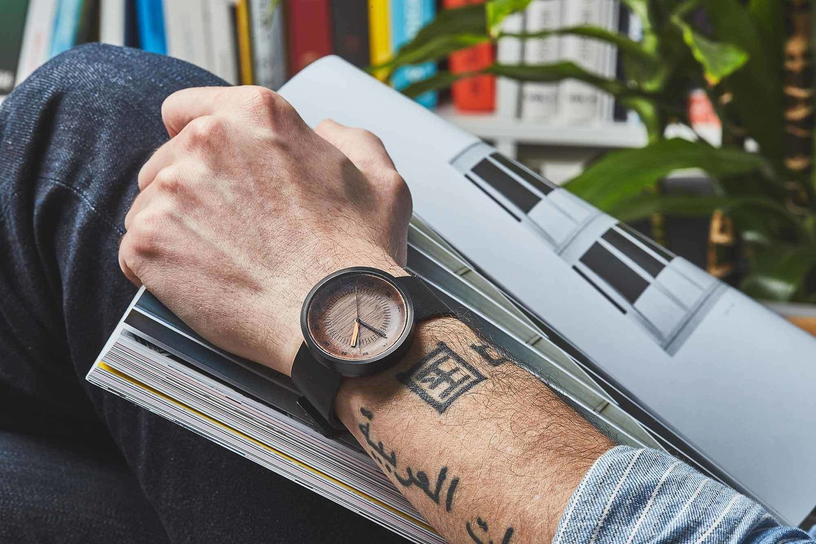 Grovemade Launches Watch 02 - Photo 1 of 5