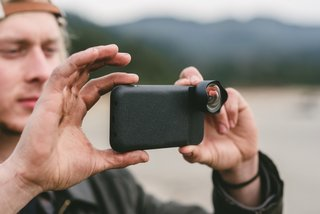 A Look at Moment 2.0 on Kickstarter - Photo 3 of 4 - The tactile shutter button brings the best of high-end camera technology to your mobile photography workflow.