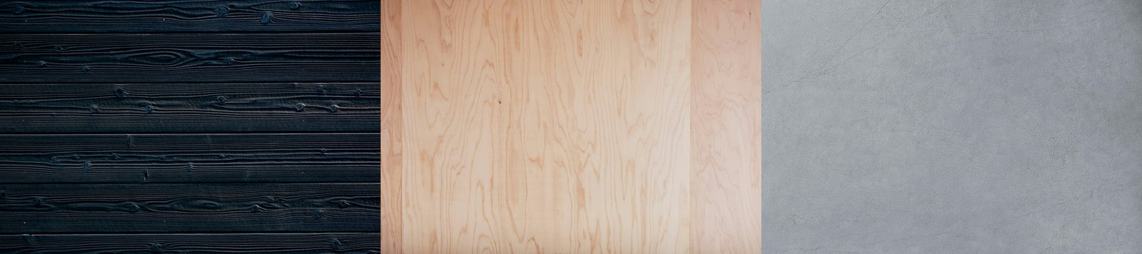 Burnt cedar, Japanese cypress plywood, and mortar create a trio of contrasting yet simple surface textures that breath a relaxed vibe into the Muji Hut.  Photo 5 of 7 in The Muji Hut is a Masterful Take on Minimalism