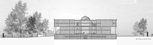 Photo 10 of Indian National War Museum International Competition - 2016 modern home
