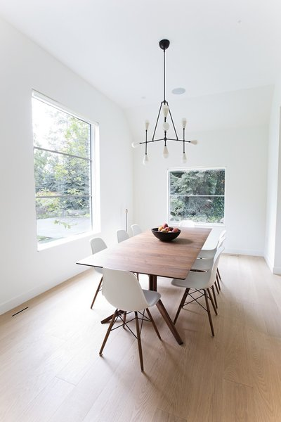From dining rooms and kitchens dwell for Dining room ideas eames
