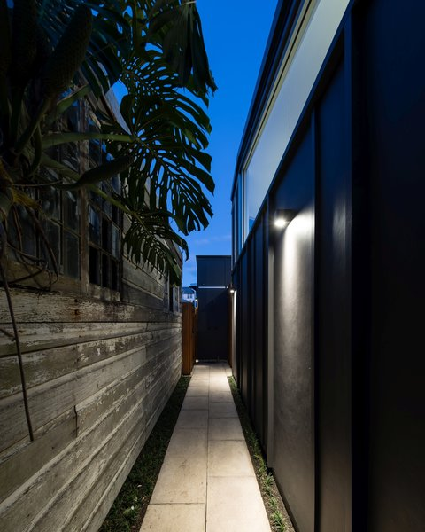 Side passageway Photo 10 of Cooks Hill Granny modern home