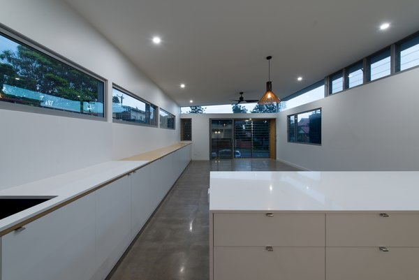 Living space Photo 8 of Merewether Houses modern home