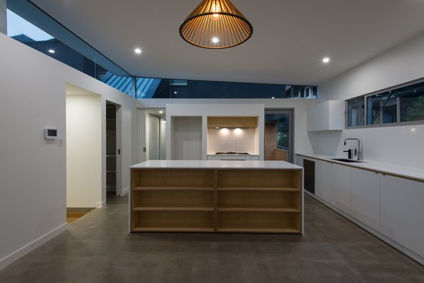 Kitchen Photo 7 of Merewether Houses modern home