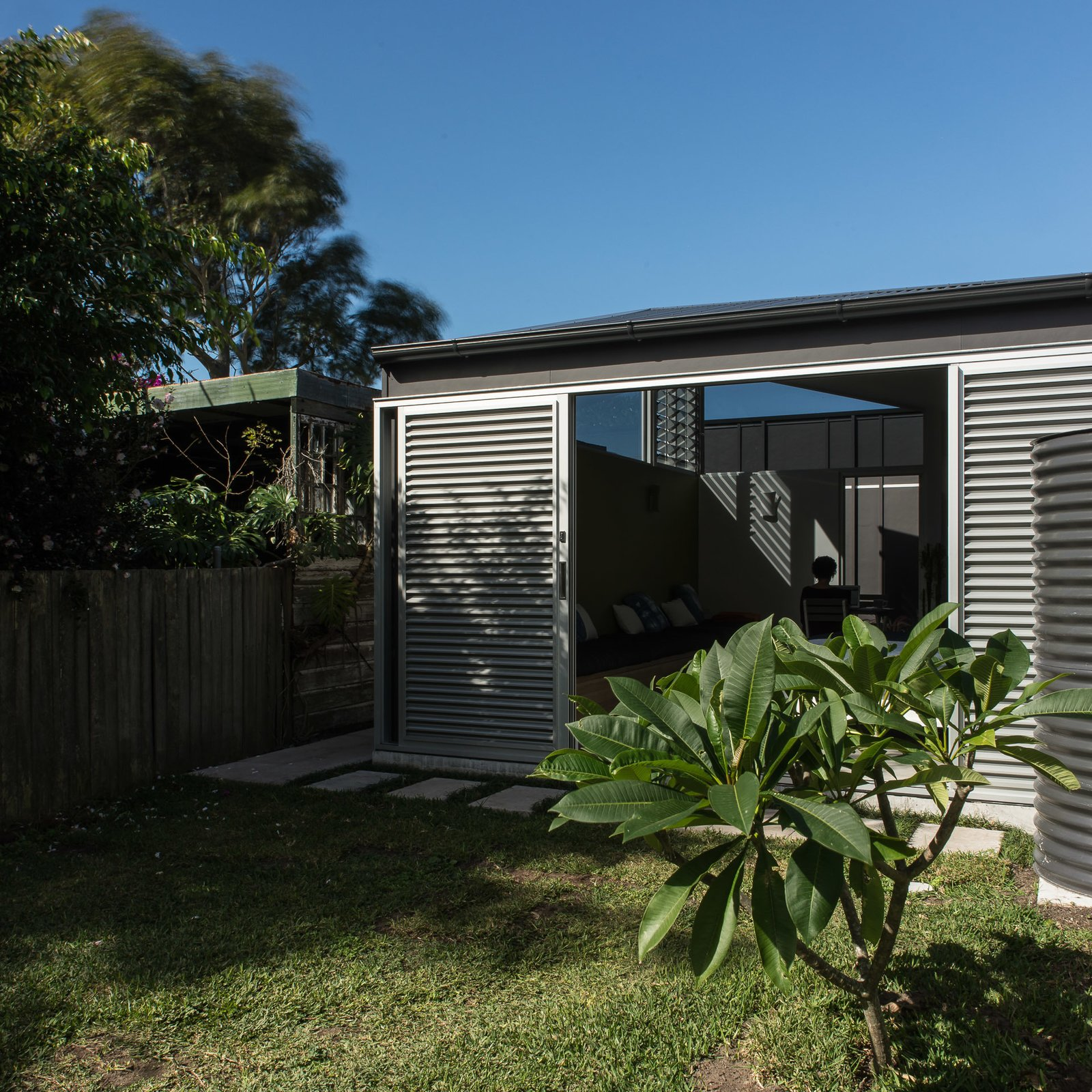 Garden view Cooks Hill Granny by Shane Blue