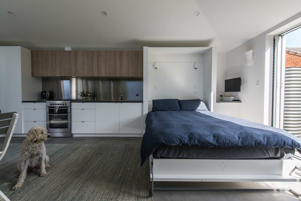 Fold down bed Photo 6 of Cooks Hill Granny modern home